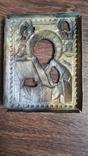 Икона Святого Николая 19 век, фото №9