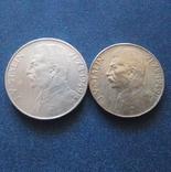Чехословаччина 50 і 100 крон 1949 року Сталін