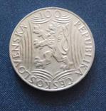 Чехословаччина 50 і 100 крон 1949 року Сталін фото 8
