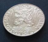 Чехословаччина 50 і 100 крон 1949 року Сталін фото 9