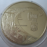 Украина 5 гривень 2012 года.1800 років м.Судаку, фото №3