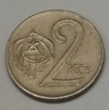 Чехословаччина 2 крони, 1973