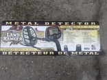 АКЦИЯ Bounty Hunter Land Ranger Pro с 11 DD катушкой Оригинал США Гарантия СКИДКИ, фото №4