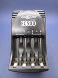Зарядное устройство Ansmann EC500