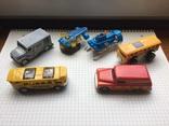 Hot wheels/ Matchbox лот 16 авто, фото №4
