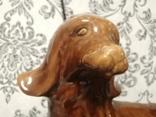Собака СССР Керамика 29 на 35 см, фото №10