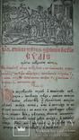 1804 Триод 33х21 см. Киево-Печерская Лавра, фото №2