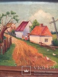 Картина сільській пейзаж., фото №2