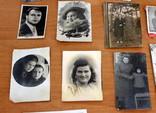 Лот черно-белых фото гражданских.50-60-х годов., фото №5