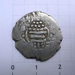 Индия, Синд, королевство Гурджура, AR драхма (ок. 570-712 гг), фото №5