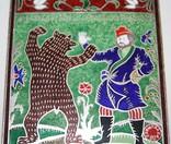 """Сувенирная медаль (плакетка) посвященная """"Олимпиада-80""""., фото №4"""