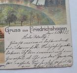 Открытка Германская империя 1899 г., фото №4