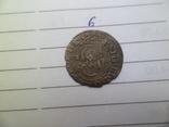 Солид 1621г Сигизмунд III , г Рига, фото №3
