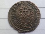 Солид 1621г Сигизмунд III , г Рига, фото №6