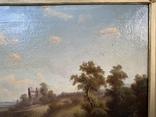 Пейзаж, Западный художник; романтизм, фото №5