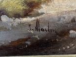 Пейзаж, Западный художник; романтизм, фото №9
