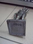 Фигура девушка ню обнаженная шпиатр ленинград скульптура, фото №12