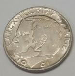 Швеція 1 крона, 1991 фото 1