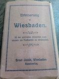 "Набор открыток "" Erinnerunq an Wiesbaden"", фото №2"