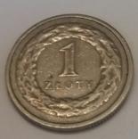 Польща 1 злотий, 1994