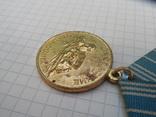 Медаль За спасение утопающих с документом, фото №7
