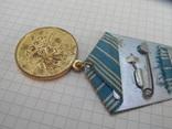 Медаль За спасение утопающих с документом, фото №11
