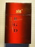 Сигареты R.G.D.