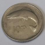 Ірландія 10 пенсів, 1994