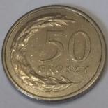 Польща 50 грошей, 2012