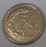 Польща 50 грошей, 2009