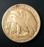 Півдолара 1942 р. Свобода, фото №2