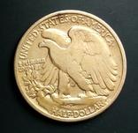 Півдолара 1942 р. Свобода, фото №3