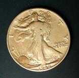 Півдолара 1942 р. Свобода, фото №5