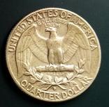 1 квортер 1964 р. США, фото №5