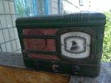 Ламповый радиоприемник СССР, фото №2