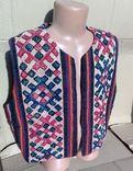 Корсетка-жилетка шерсть, фото №3