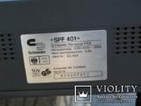 Факс немецкий Schneider, нерабочий +  кассета для записи, фото №10