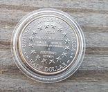 США 50 центов 2001 г. Туристический центр Капитолия., фото №3