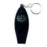 Компас-брелок с термометром, фото №5