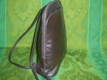 Сумка- рюкзачок кожа Европа, фото №5