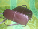 Сумка- рюкзачок кожа Европа, фото №9