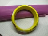 Деревянный браслет с росписью (2), фото №7