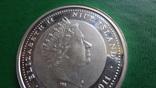 1  доллар 2011  Ниуэ год Дракона   серебро     (2.3.10)~, фото №7