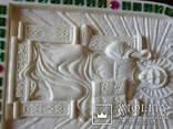 Иисус вседержитель -бивень мамонта, фото №5