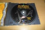 Диск CD сд Kiev International Piano Competition U.S.A. пианино, фото №11