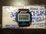 Новые часы Электроника 53, фото №6