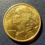 Франция 10 сантимов 2000, фото №3