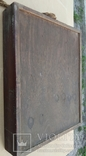 Икона в окладе св.Феодосий., фото №9