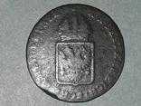 Австрия 1 крейцер 1816 года  B, фото №5
