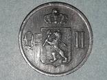 Норвегия 2 эре 1897 года, фото №3